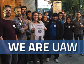 We are UAW