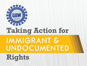 Immigrant and Undocumented Rights