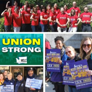 "From The Stand: ""Union membership in the Evergreen State actually grew in 2018 -- part of a trend that began in 2014. Representation is now close to 20% of the workforce, making Washington the third-most unionized state in the country."" Read more at the link in our bio! ▫️ #UnionStrong #WorkerPower"