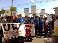 March for Immigrant Rights
